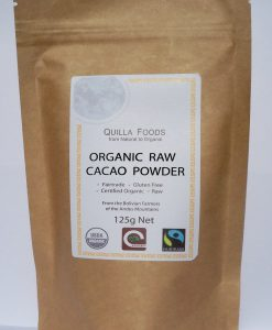 Cacao Powder 125g for Ebay