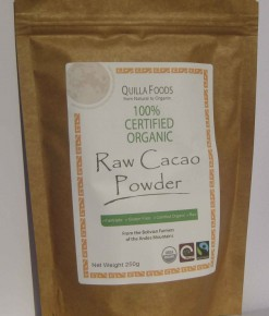 Raw Cacao Powder 250g large
