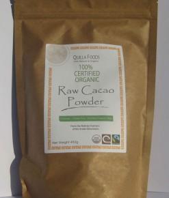 Raw Cacao Powder 450g large