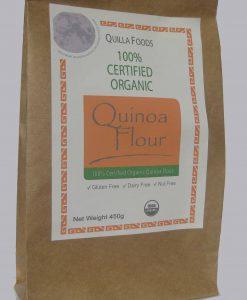 Organic White Quinoa Flour 450g
