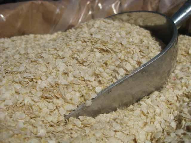 Organic White Quinoa Flakes 750g