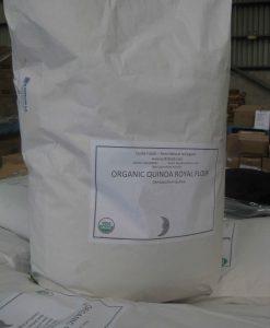 Organic White Quinoa Flour 10 kg